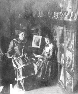 Fanny Garrido e a súa filla María del Adalid