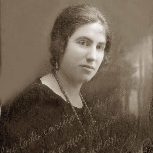 María Vázquez Suárez
