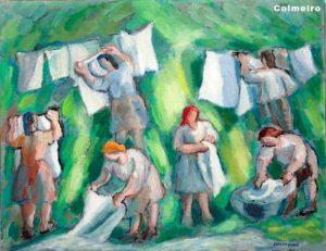 Lavandeiras - Colmeiro