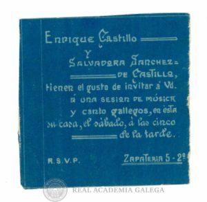 Colección da Familia Castillo