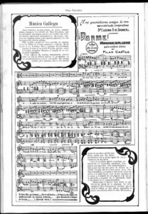Vida Gallega, 30 de julho de 1913