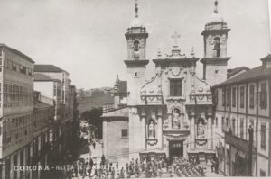 Antigo concello Coruña