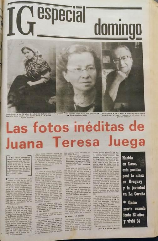 Prensa: Teresa Juega