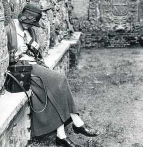 Ruth Matilda Anderson