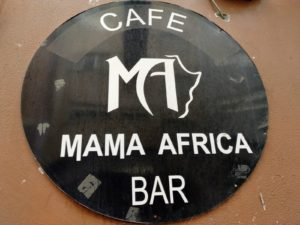 Cafe Mama Africa