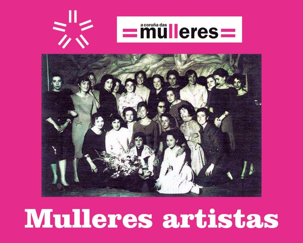 Mulleres artistas