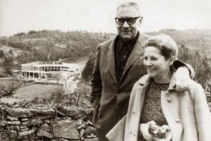 Maruxa Seoane e Luís Seoane